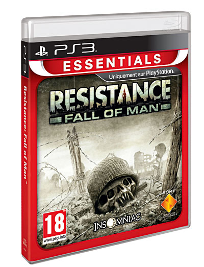 Resistance Fall of Man Gamme Essentials