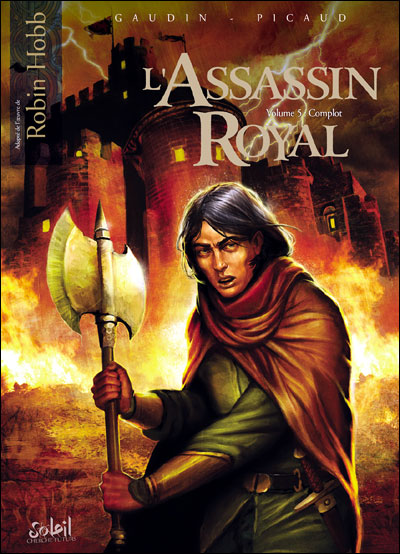 L'assassin royal