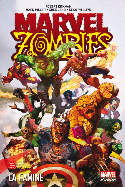 Marvel Zombies deluxe