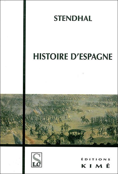 Histoire d'Espagne depuis la révolte du 28 avril 1699