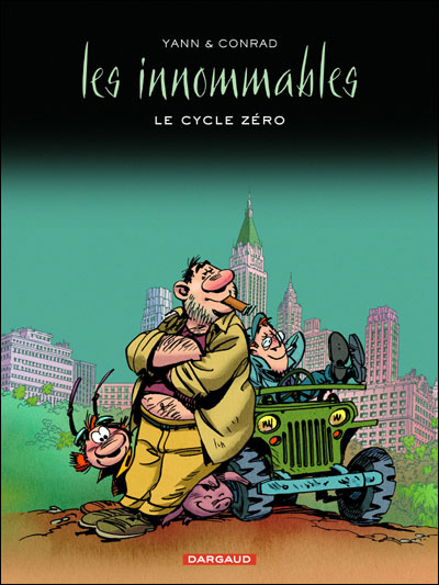 Les Innommables - Intégrales - Intégrale T1 - Le cycle zéro