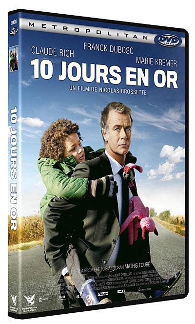 10 Jours en or DVD