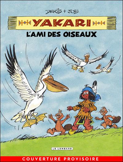 Yakari, l'ami des oiseaux