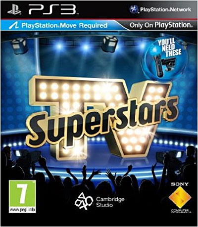 TV SuperStars Move
