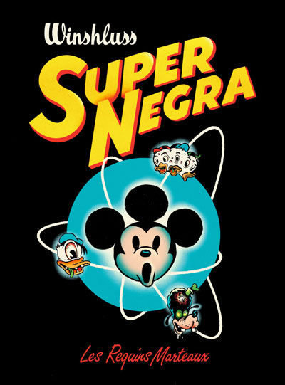 Super-negra