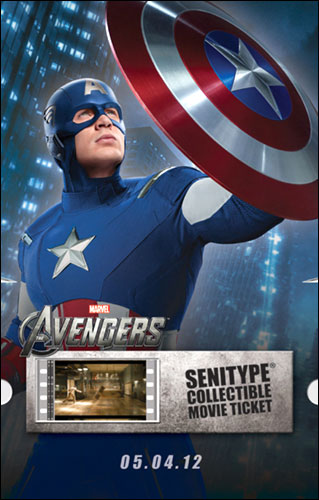 Captain America Senitype