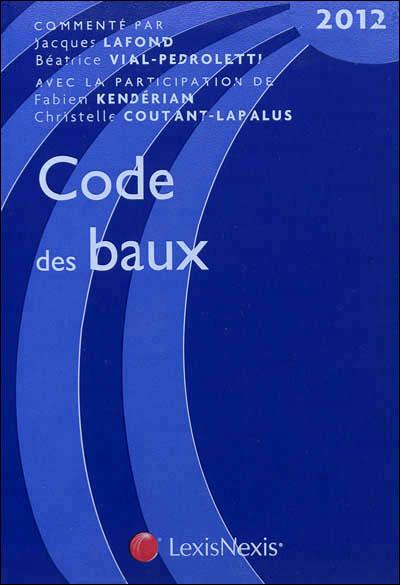 Code des baux