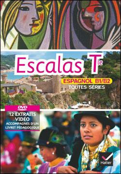 Escalas Espagnol Tle éd. 2012 - DVD vidéo