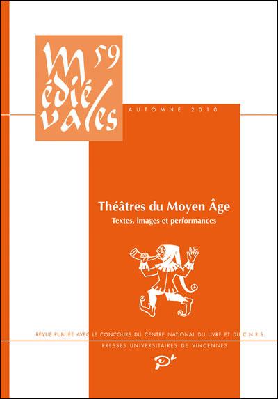 Theatres du moyen age