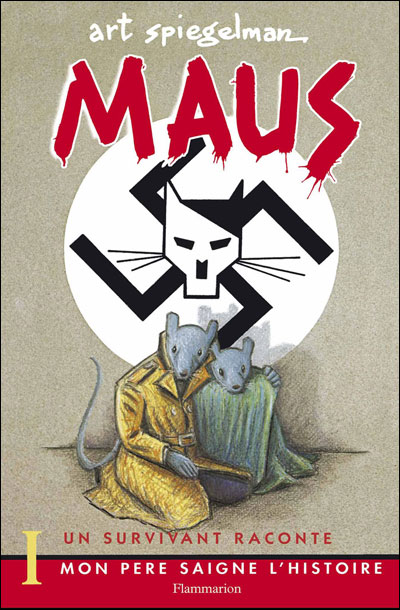Coffret maus 2 volumes
