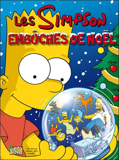 Les Simpson - Spécial Noël Tome 1 : Embûches de Noël