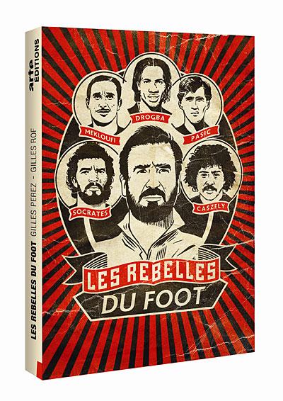 Cantona. Le rebelle du foot 2 DVD - Gilles Perez,Gilles Rof