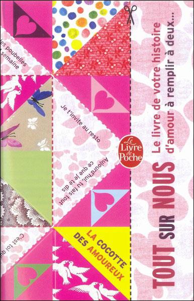 Fabuleux Tout sur nous Le Livre de votre histoire d'amour à remplir à deux  DL11