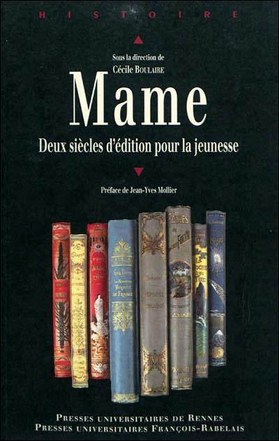 Maison Mame Tours : deux cents ans d'édition