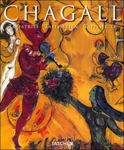 Marc Chagall Tapestries Tapisserien Tapisseries