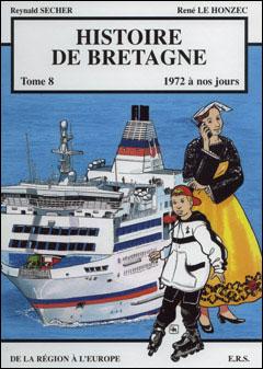 De la région à l'Europe (1972 à nos jours)