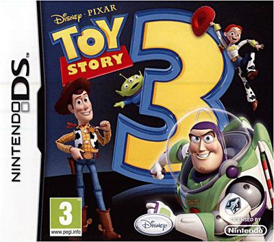 Toy Story 3 + niveaux bonus - Nintendo DS