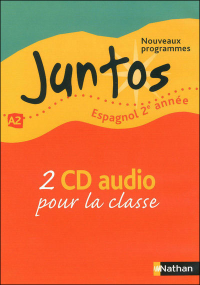 Juntos 2e année 3e - 2 cd classe