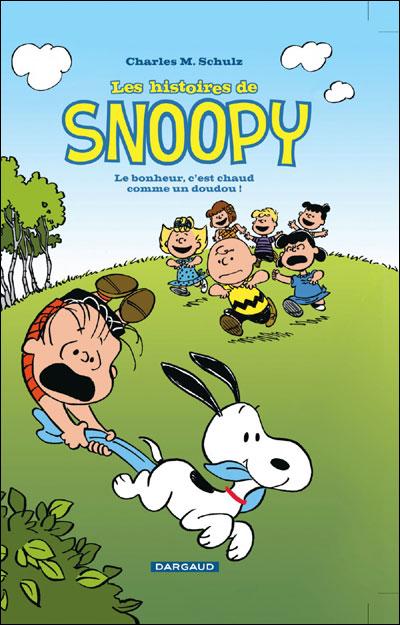 Les Histoires de Snoopy - Bonheur, c'est chaud comme un doudou (Le)