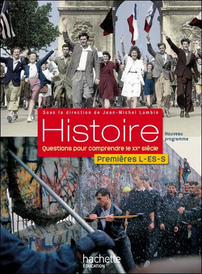 Histoire 1res ES/L/S - Livre élève Grand format