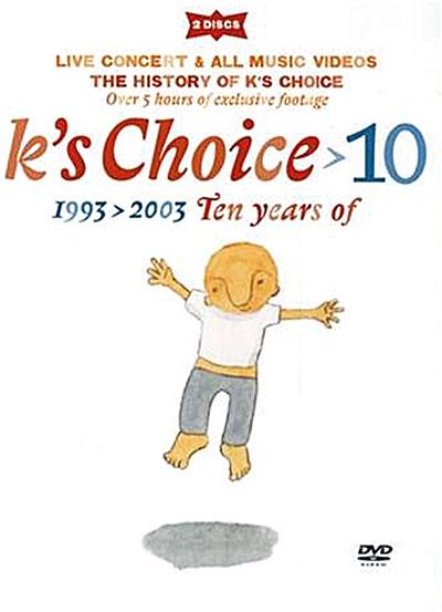 10 1993 2003 ten years of