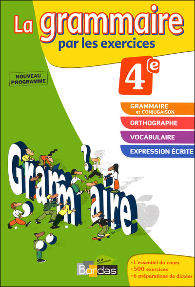 Grammaire Par Exercic 4e 2011