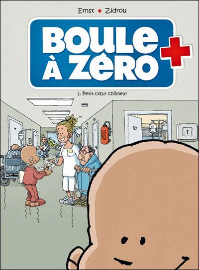 Boule à zéro - Petit coeur chômeur