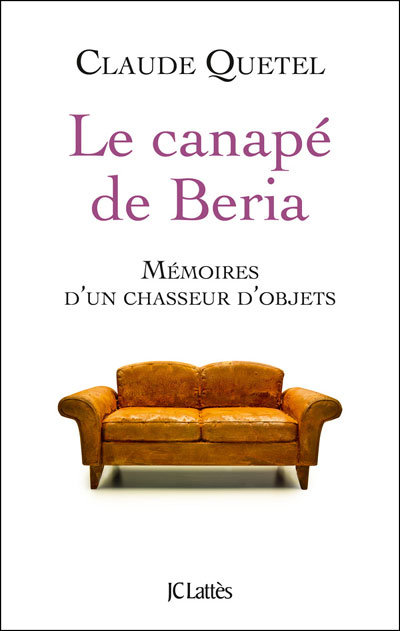 Le canapé de Beria
