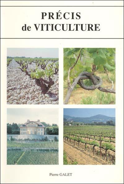 Précis de viticulture
