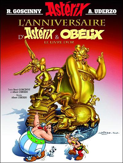 Asterix - L'Anniversaire d'Astérix et Obélix