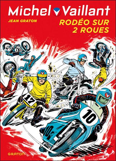 Michel Vaillant - Rodéo sur deux roues