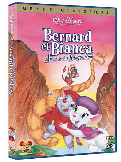 bernard et bianca au pays des kangourous