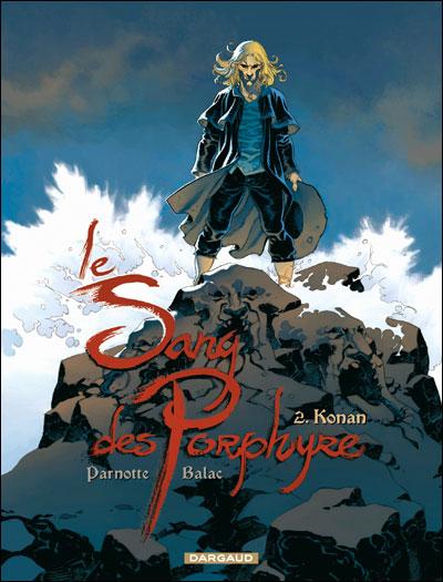 Le Sang des Porphyre - Konan
