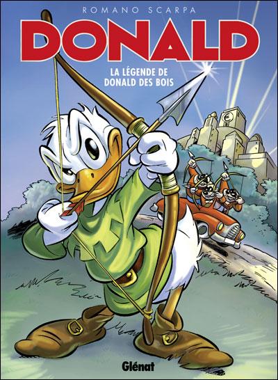 Donald - La Légende de Donald des bois