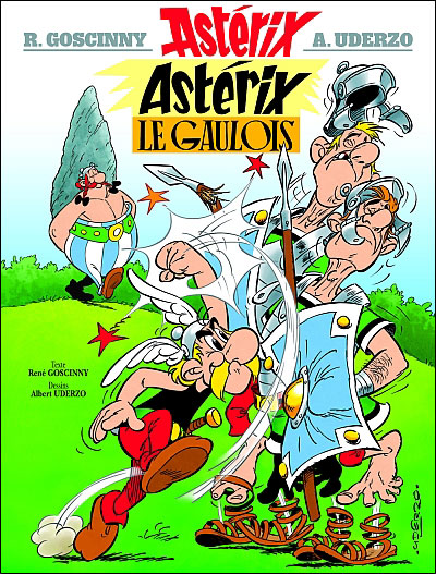 Astérix - Astérix le Gaulois - tome 1