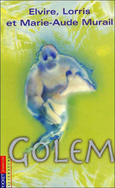 Le maître de Golem - Intégrale Tome 1  à Tome 5 : Golem