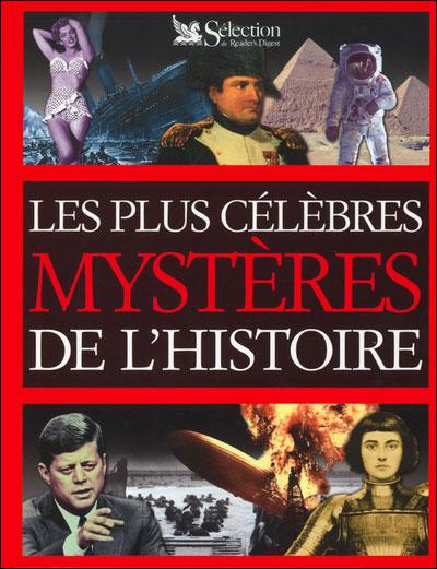 Les plus célèbres mystères