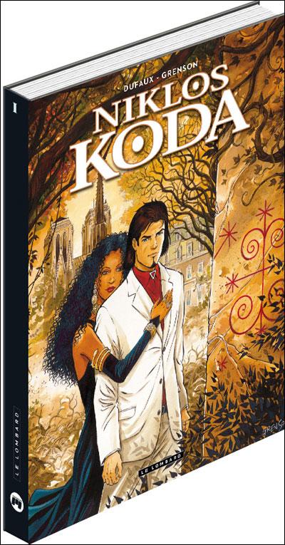Niklos Koda - Intégrale Tome 1 : Niklos Koda