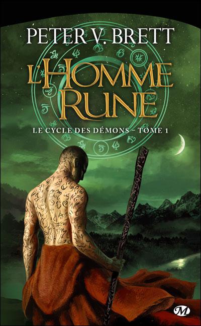Le cycle des démons - Tome 1 : Le Cycle des démons, T1 : L'Homme-rune