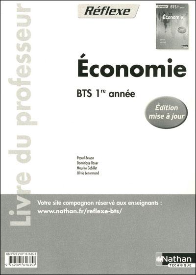 Economie bts 1 (poc ref) prof