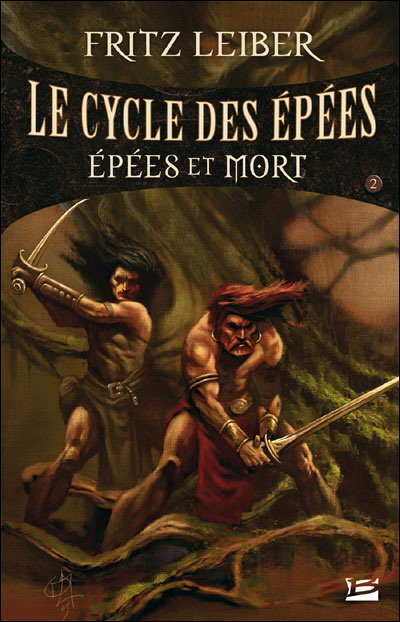 Le cycle des epees t02 epees et mort