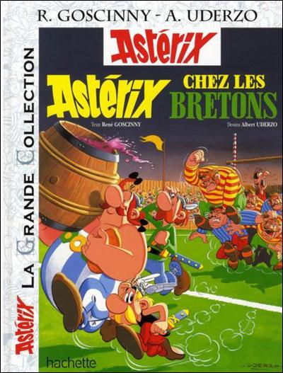 Astérix La Grande Collection - Astérix chez les bretons