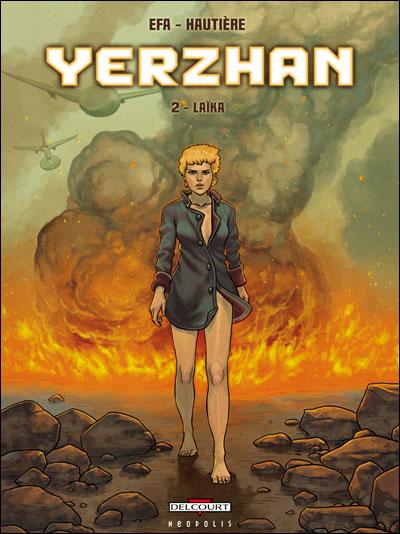 Yerzhan t02 laika