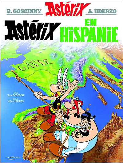 Astérix - Astérix en Hispanie