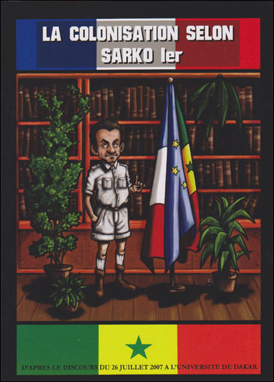 La colonisation selon Sarko 1er
