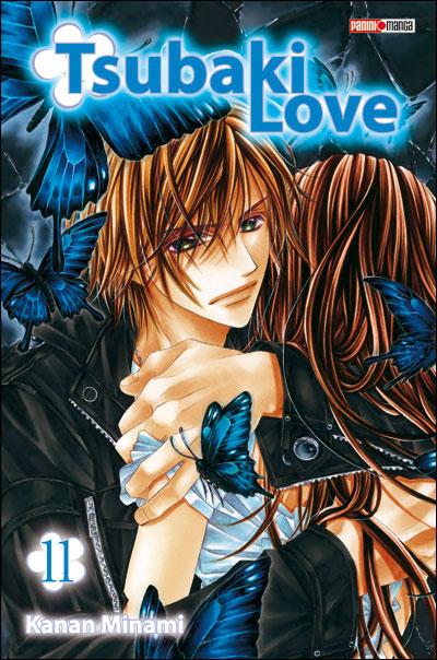 Tsubaki love - Tome 11 : Tsubaki love
