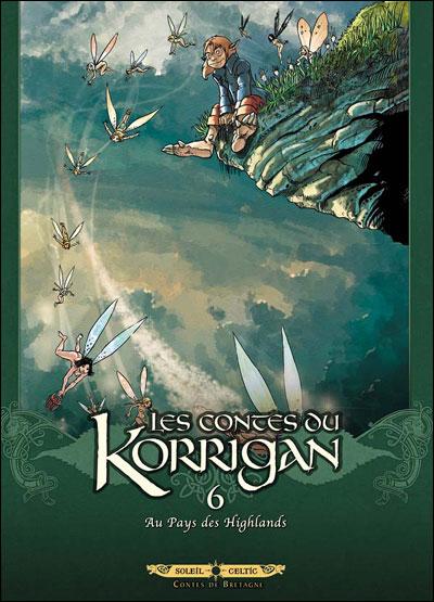 Les contes du korrigan t06 au pays des highl