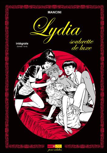 Lydia, soubrette de luxe