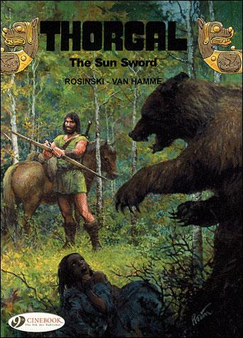 Thorgal - tome 10 The Sun Sword