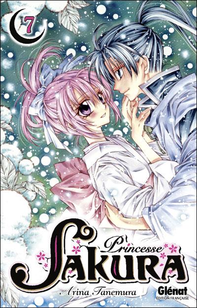 Princesse Sakura - Tome 07 : Princesse Sakura